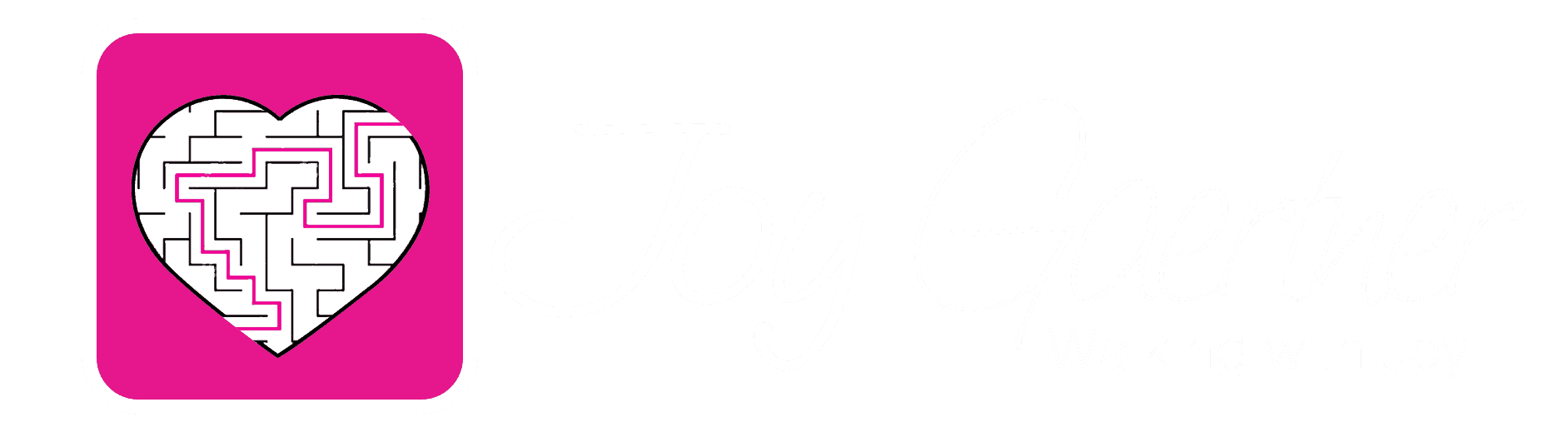 Joy Gaertner Walking with Joy logo